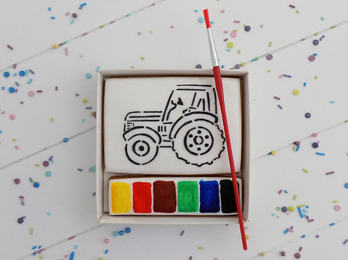 Paint Your Own - Tractor