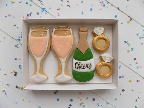 Cheers To Your Engagement