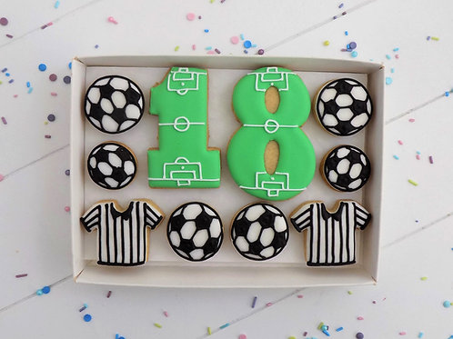 Happy Birthday Footballs