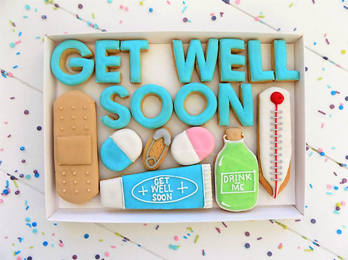 Get Well Soon - First Aid Kit