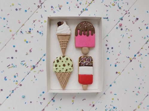 Ice Lollies & Ice Cream