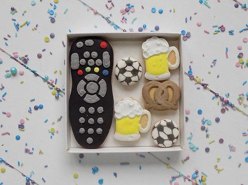 TV Remote with Mini's