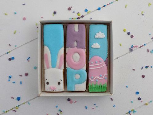 Biscuit Sticks - Easter Bunny