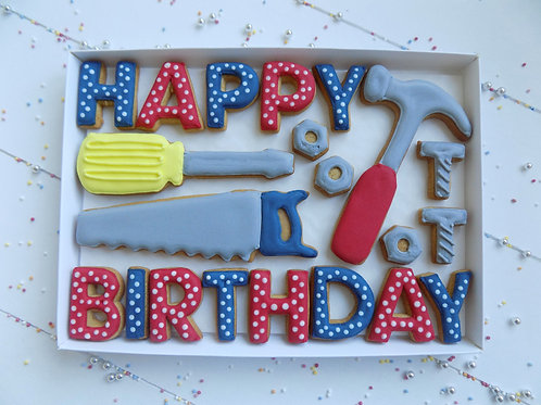 Happy Birthday - For Him