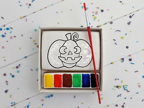 Paint Your Own - Pumpkin