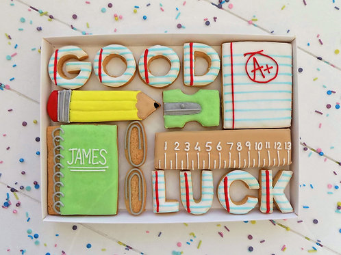 Good Luck - Exams