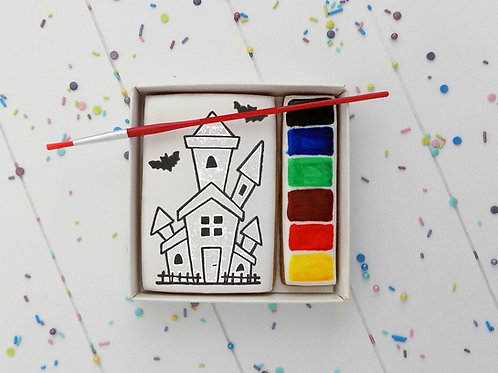 Paint Your Own - Haunted House