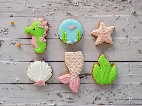 Mermaid Mini Box