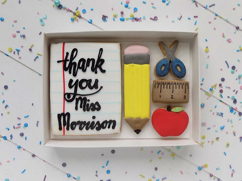 Stationery Thank You - Personalised