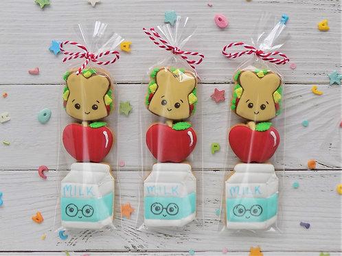 5 Lunch Mini Packs