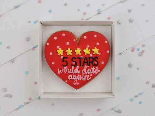 5 Stars Would Date Again