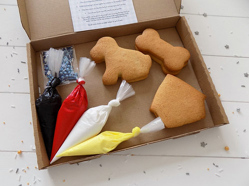 Dog Decorating Kit