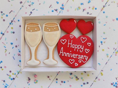 Cheers - Happy Anniversary