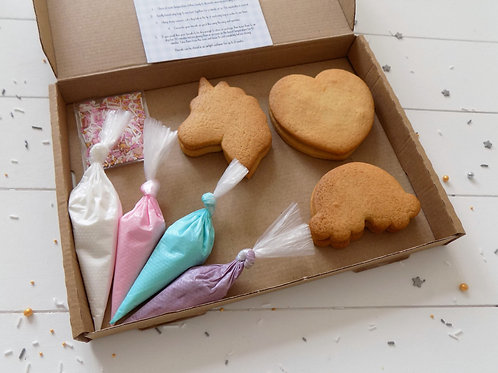 Unicorn Decorating Kit