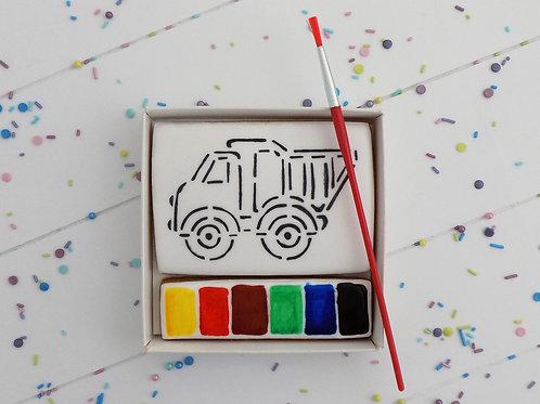 Paint Your Own - Dump Truck