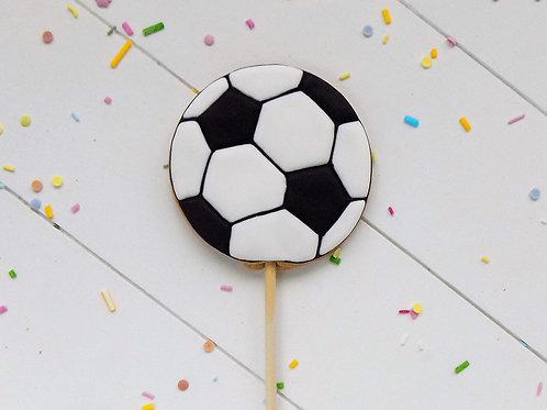 Football Biscuit Pop