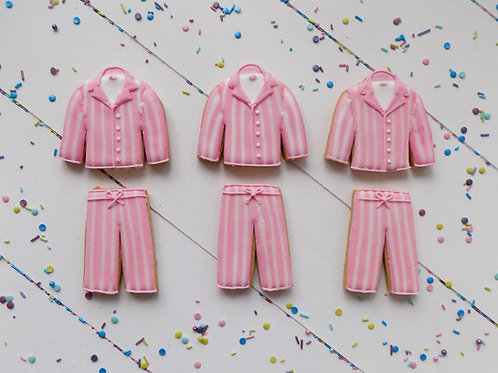 Pyjama Party Biscuits