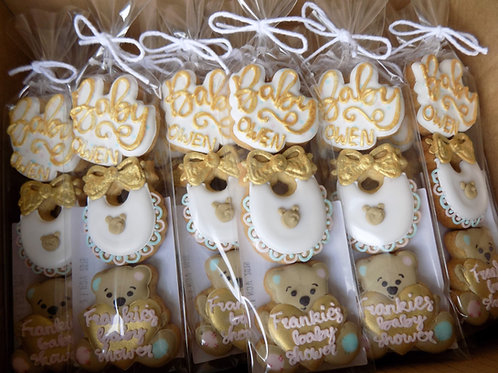 Teddy Bear Baby Shower Packs