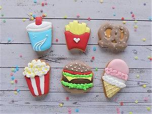 Fast Food Mini Box