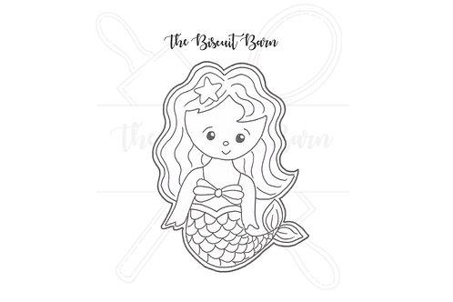Mermaid cutter file