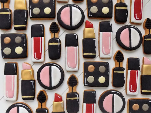 Make Up Individual Biscuits