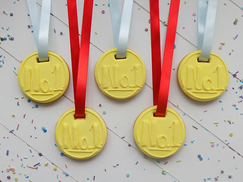 Medal Biscuits