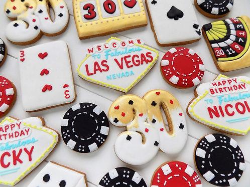Las Vegas Individual Biscuits