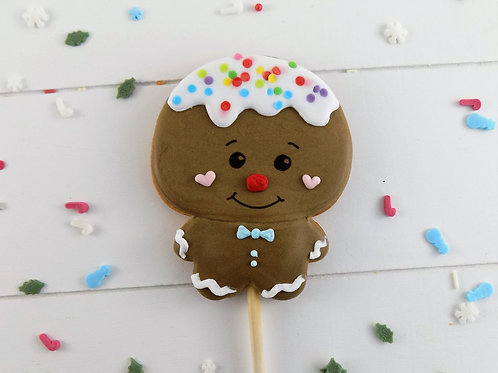 Gingerbread Man Pop