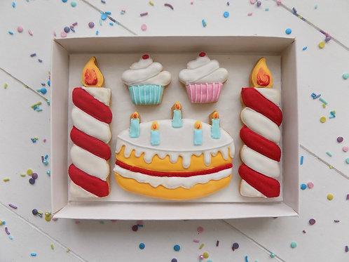 Happy Birthday - Cake