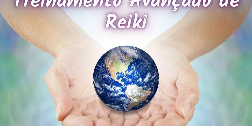 Treinamento Avançado de Reiki - Online