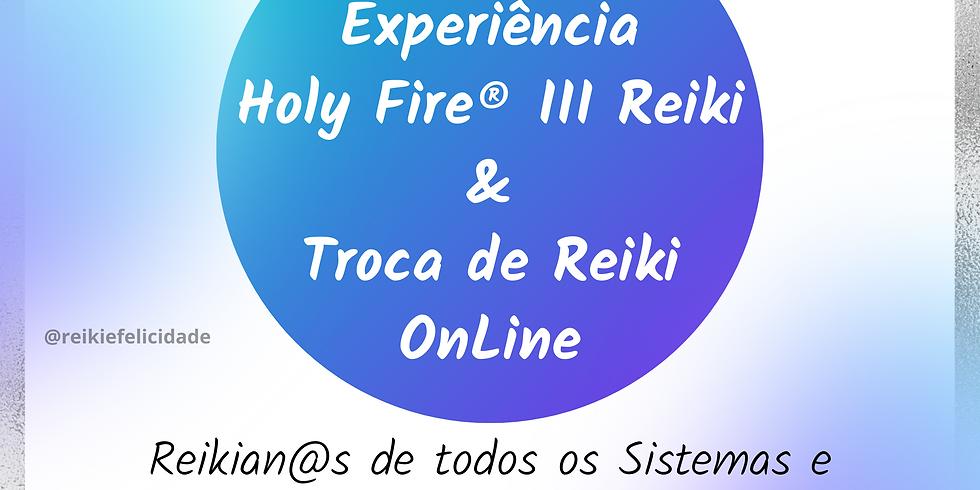 Trocas de Reiki e Experiência Meditativa HFIII