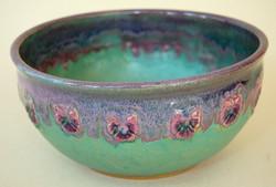 Pansy Bowl