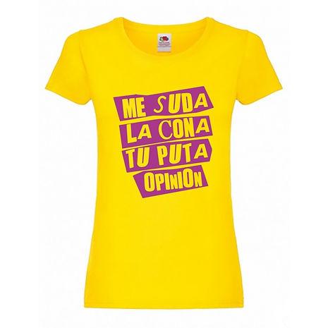 camiseta-mujer-me-suda-la-cona-tu-puta-o
