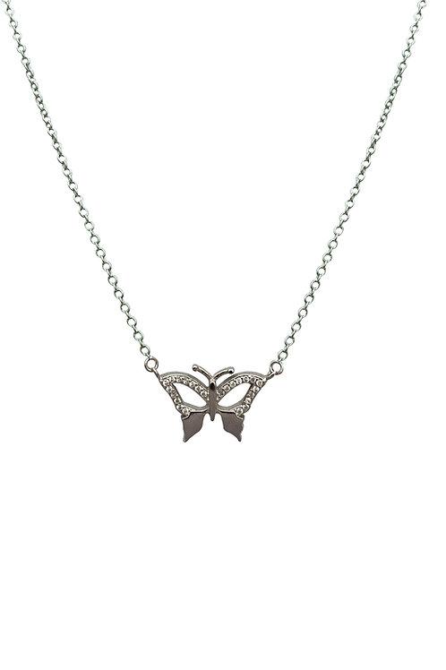 Collar Butterfly
