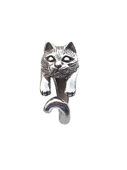 Anillo Gato Angora