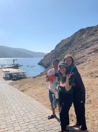 Matthew, Brenda and Whitney