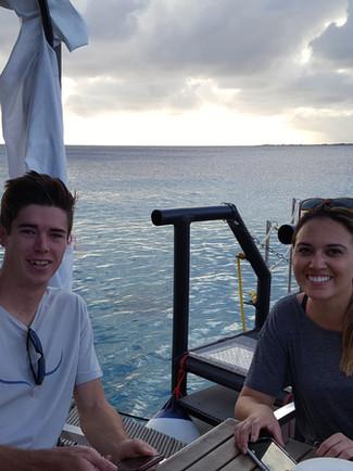 Ben and Chelsea