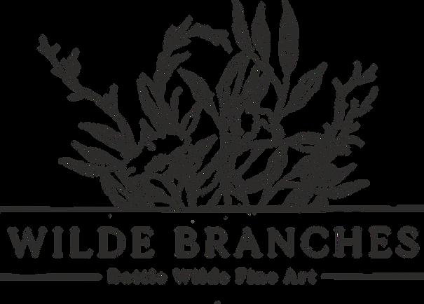 Wilde Branches Fine Art Logo
