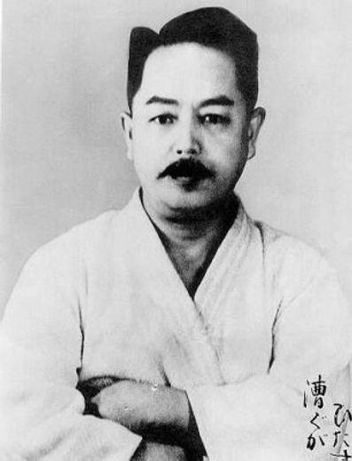 Kenwa Mabuni, fondateur du karate shit-ryu
