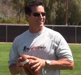 Coach Eric Van Tassel