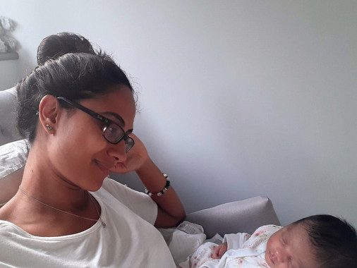 Postpartum: What just happened to me?