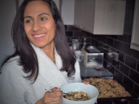 January… Oh Sorry I meant Veganuary (Plus my Warming Winter Granola Receipe)