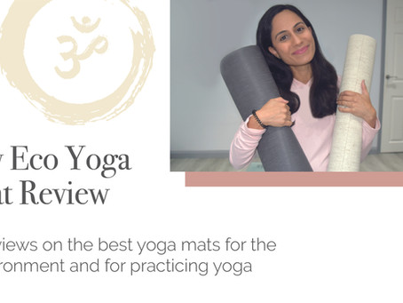My Eco Yoga Mat Review