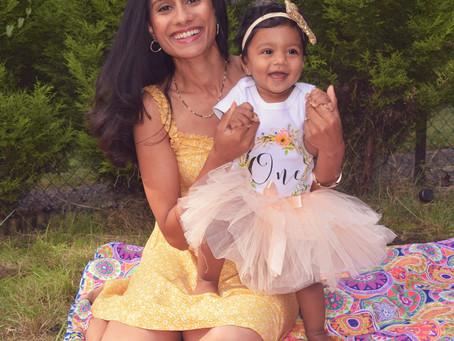 Celebrating a Year of Motherhood