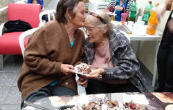 amizade idosas