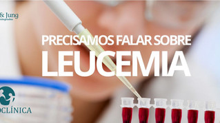 Falando sobre Leucemia