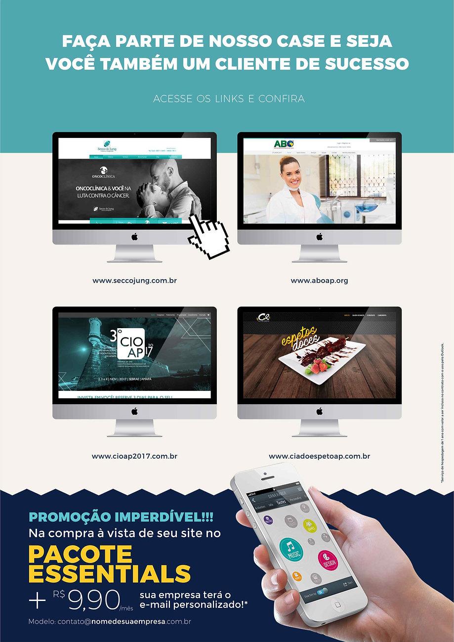 Promoção de site