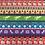 Thumbnail: Festive Wooltide Dungarees
