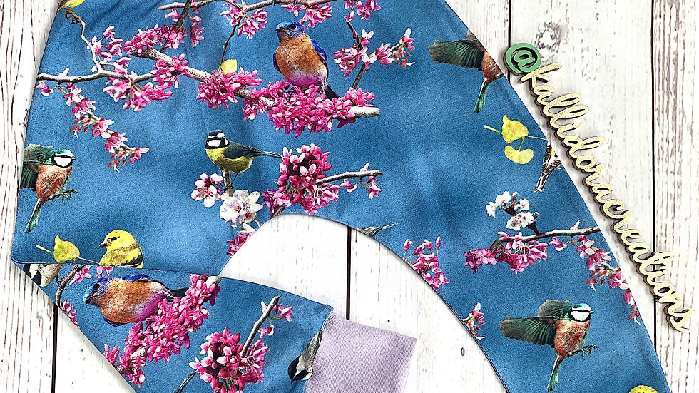 Birdsong and Blossom Harems
