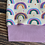 "Thumbnail: Wonky Rainbows ""Summer"" Hoodie"